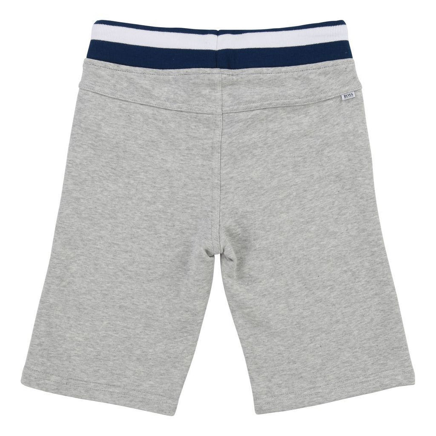 Boss Grey Bermuda Shorts