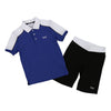 Boss Polo Shirt with Bermuda Shorts-Outfits-BOSS-kids atelier