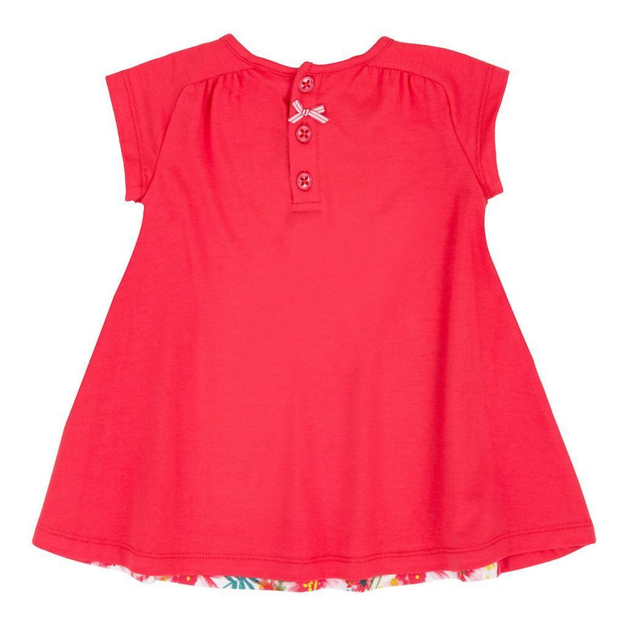 Deux Par Deux Summer Talk Jersey Dress