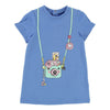 Little Marc Jacobs Blue Camera Dress