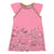 Pink Cartoon Dress