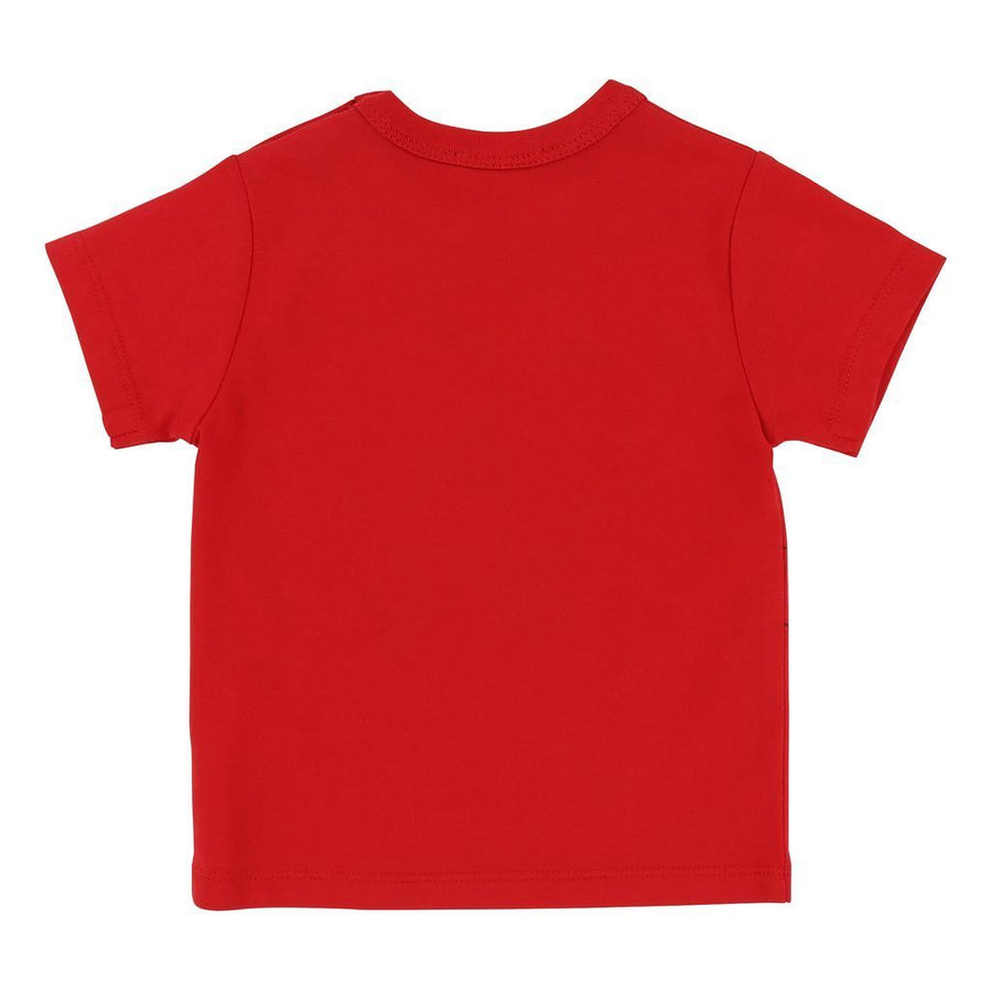Little Marc Jacobs Red Bike T-shirt