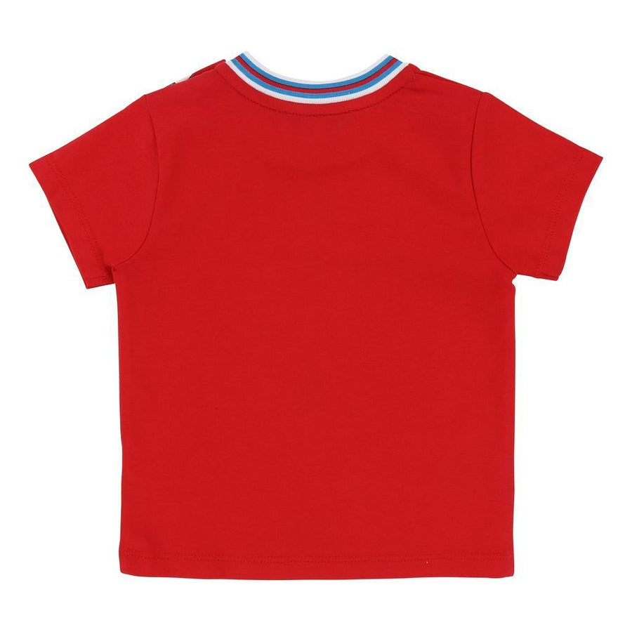 Little Marc Jacobs Red Hats T-shirt