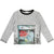 Little Marc Jacobs Gray Graffiti T-Shirt