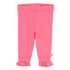 Billieblush Neon Pink Leggings-Leggings-Billieblush-kids atelier
