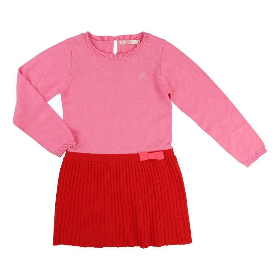 Billieblush Red Knitting Dress