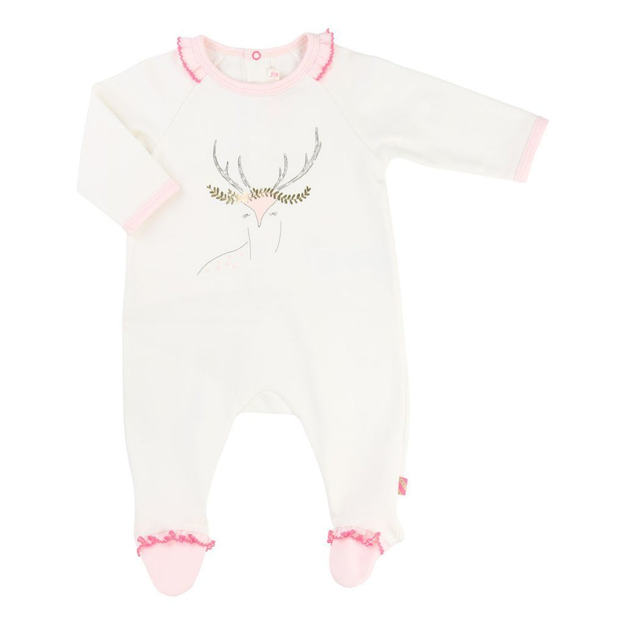 Billieblush White Deer Pyjamas