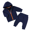 Billybandit Navy Blue Hooded Tracksuit