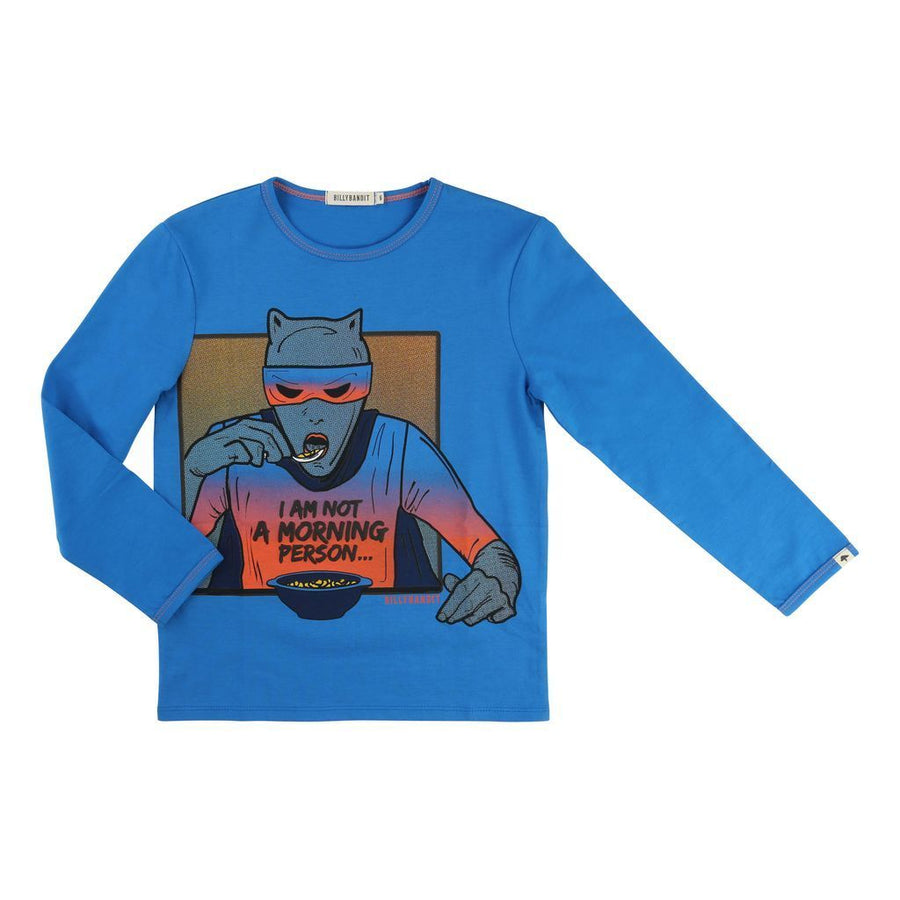 Billybandit Blue Hero T-Shirt