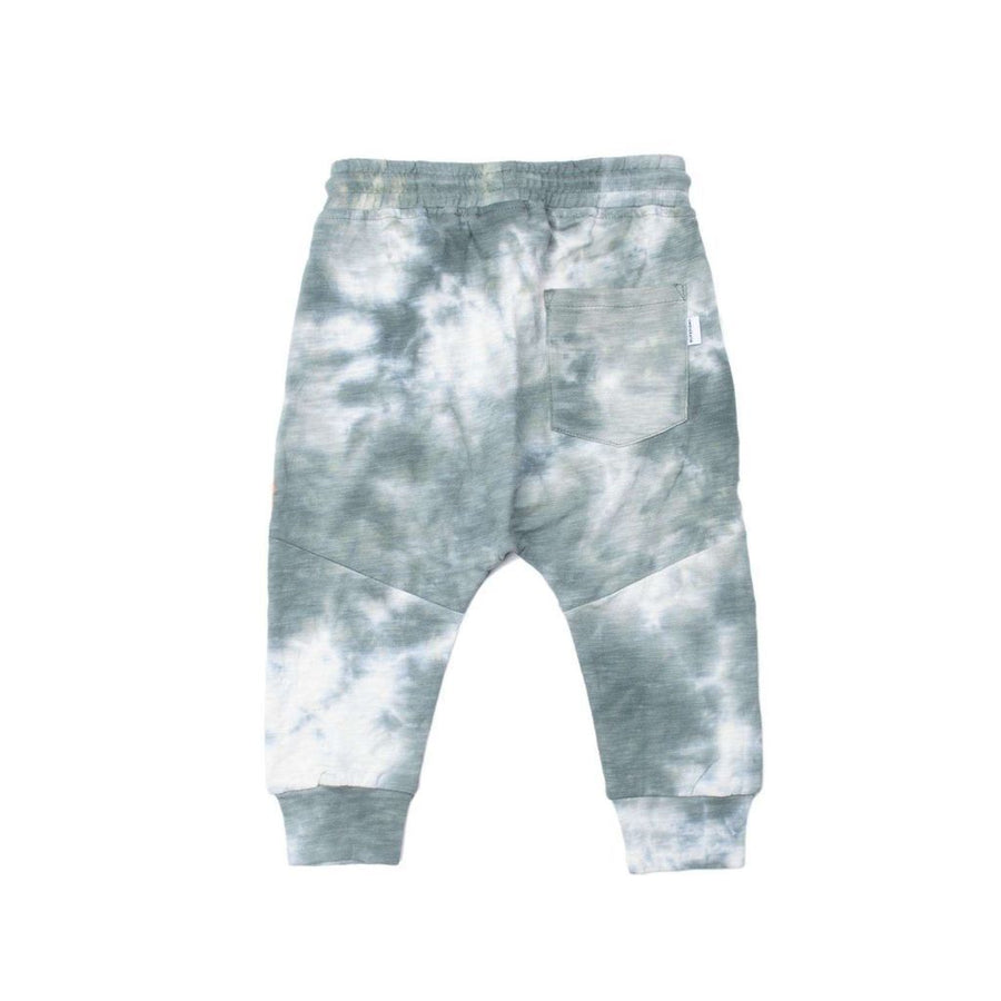 SUPERISM OLIVE AX SWEATPANTS-Pants-Superism-kids atelier