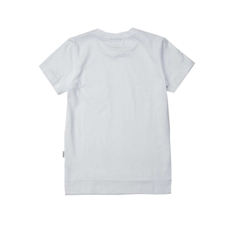 SUPERISM WHITE BRYCEN T-SHIRT-Shirts-Superism-kids atelier