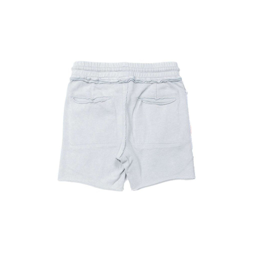 SUPERISM GRAY KIRK SHORTS-Shorts-Superism-kids atelier