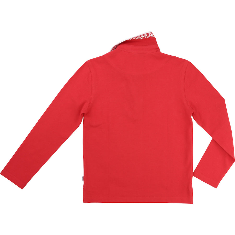 BOSS RED POLO SHIRT