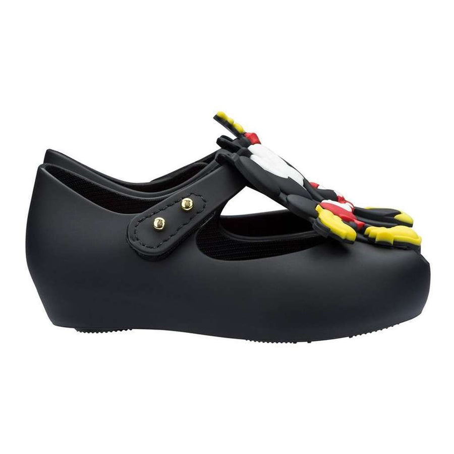 MINI MELISSA BLACK MINI ULTRAGIRL + DISNEY