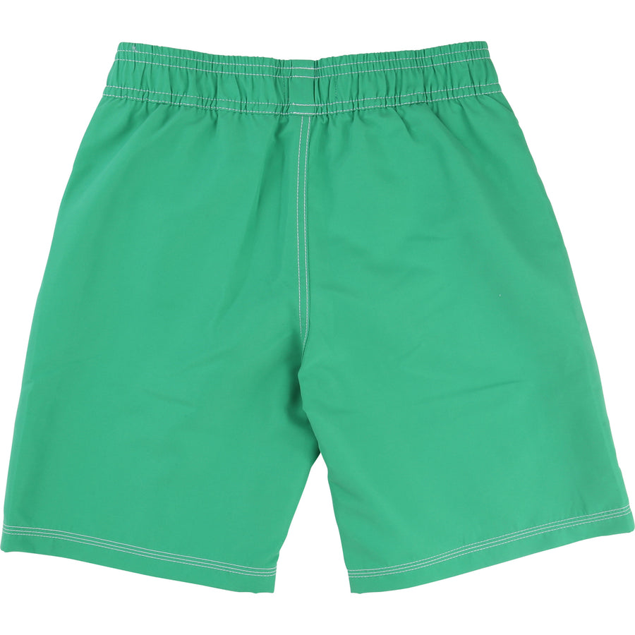 Green Swim Shorts