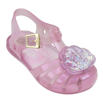 Mini Melissa Pink Lavender Mini Aranha XII-Shoes-Mini Melissa-kids atelier
