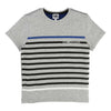 Karl Lagerfeld Gray Striped T-Shirt-Default-Karl Lagerfeld-kids atelier