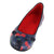 Red Cherry Ballerina Shoes