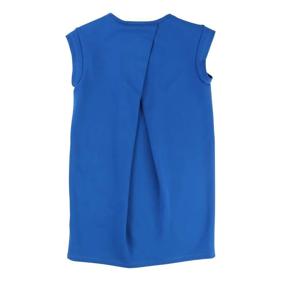 Karl Lagerfeld Blue Dress-Default-Karl Lagerfeld-kids atelier