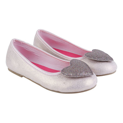 BLUSH-SHOES-U19061-45B PALE PINK-Default-Billieblush-kids atelier