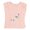 BLUSH-T-SHIRT-U15191-44D PINK PALE-Default-Billieblush-kids atelier