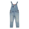 BLUSH-DENIM ALL IN ONE-U14174-Z10 DENIM BLUE-Default-Billieblush-kids atelier