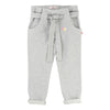 BLUSH-TROUSERS-U14172-A07 LIGHT GREY MARL-Default-Billieblush-kids atelier