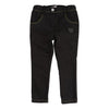 BLUSH-TROUSERS-U14167-09B BLACK-Default-Billieblush-kids atelier