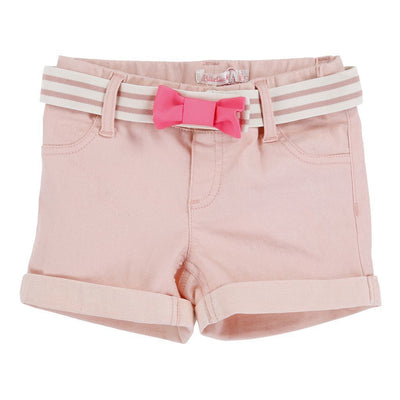 BLUSH-SHORT-U14087-44D PINK PALE-Default-Billieblush-kids atelier