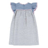BLUSH-DRESS-U12151-Z40 UNIQUE-Default-Billieblush-kids atelier