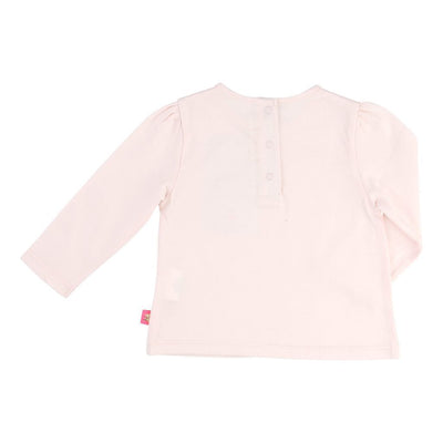 BLUSH-T-SHIRT-U05196-45S PINK PALE-Default-Billieblush-kids atelier