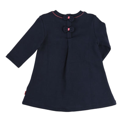 Billieblush Navy Dress-Default-Billieblush-kids atelier