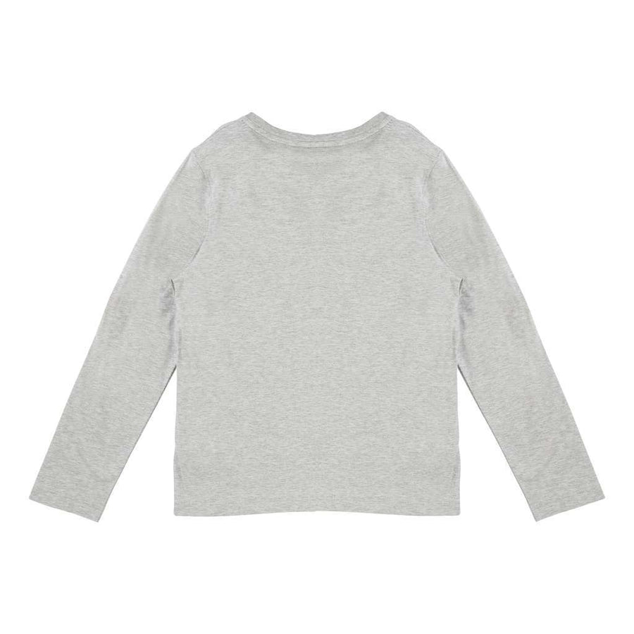 Karl Lagerfeld Gray T-Shirt