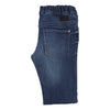BOSS-DENIM TROUSERS-J24428-Z13 DOUBLE STONE+BROSSAGE-Default-BOSS-kids atelier