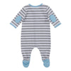 JACOB-PYJAMAS-W97026-M01 GREY WHITE-Default-Little Marc Jacobs-kids atelier