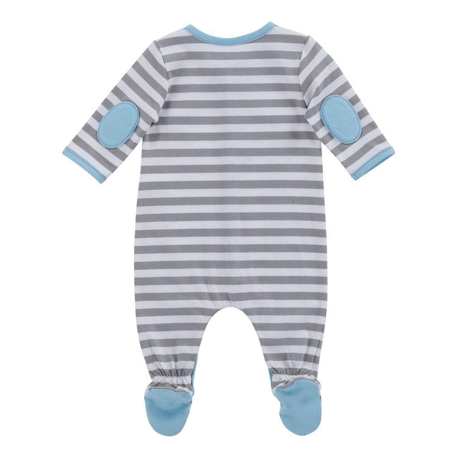 JACOB-PYJAMAS-W97026-M01 GREY  WHITE