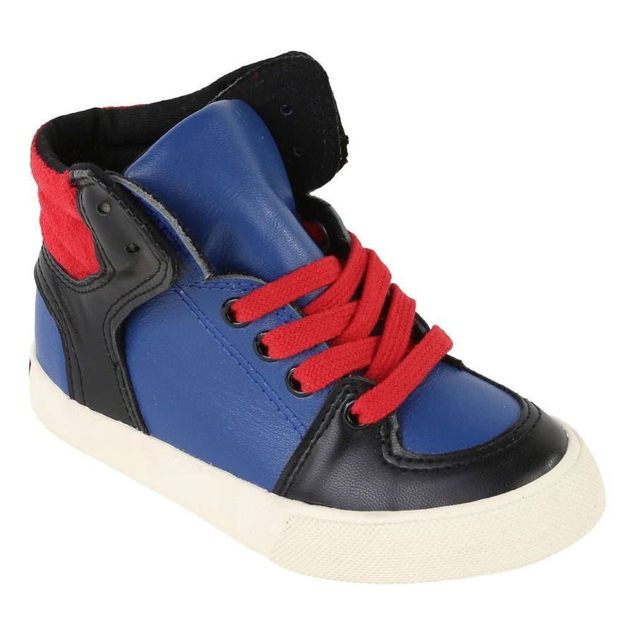 Little Marc Jacobs Electric Blue Trainers