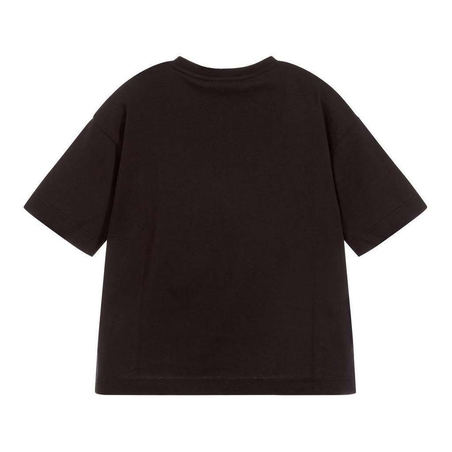 Fendi Black Logo T-Shirt