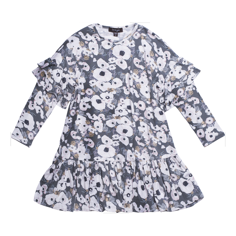 Imoga Poppy Liberty Dress-Dresses-Imoga-kids atelier