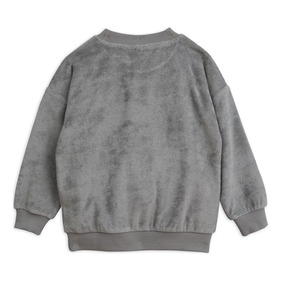 Mini Rodini Gray Frog Sweatshirt