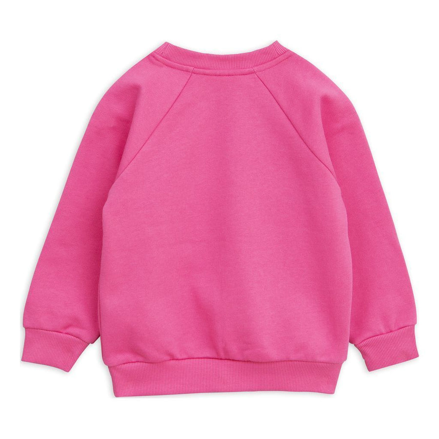 Mini Rodini Pink Duck Sweatshirt