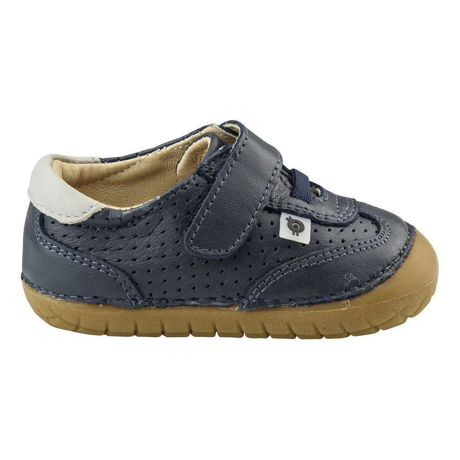 Old Soles Sporty Pave Navy / Gris Shoes-Shoes-Old Soles-kids atelier