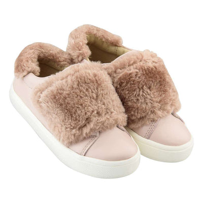 Old Soles Fur Master Pink Shoes-Shoes-Old Soles-kids atelier