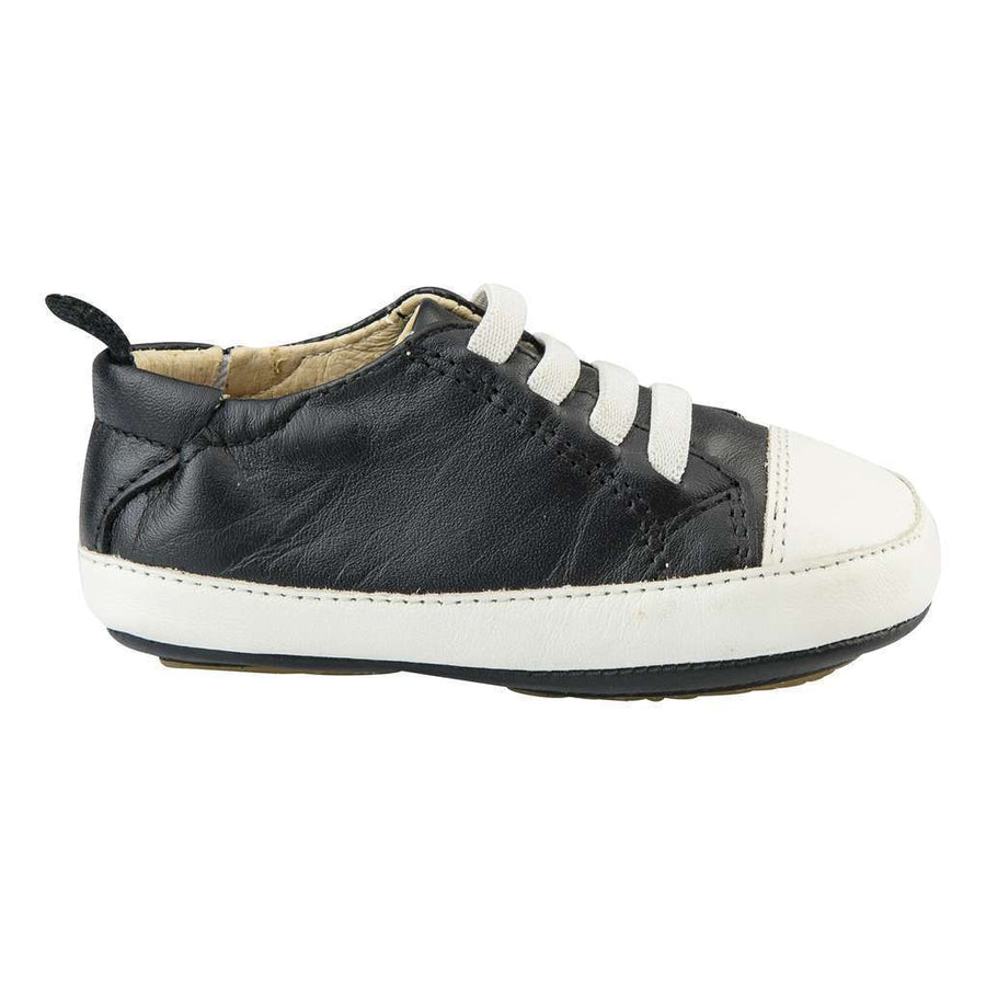Old Soles Eazy Tread Black / White Shoes-Shoes-Old Soles-kids atelier