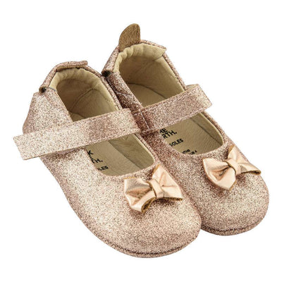 Old Soles Baby Glam Rose / Copper Shoes-Shoes-Old Soles-kids atelier