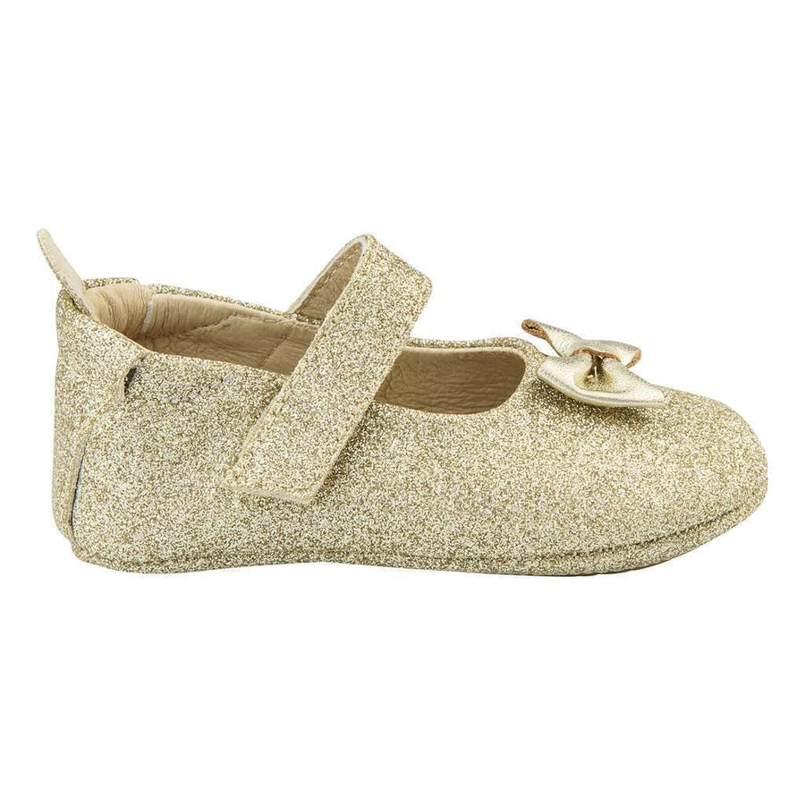 Old Soles Baby Glam Glam Gold / Gold Shoes-Shoes-Old Soles-kids atelier