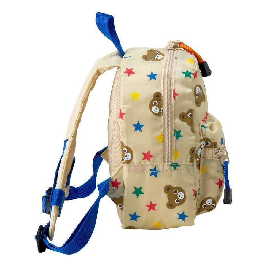 MIKI HOUSE TODDLER BACKPACK-Accessories-MIKI HOUSE-F-Beige-kids atelier