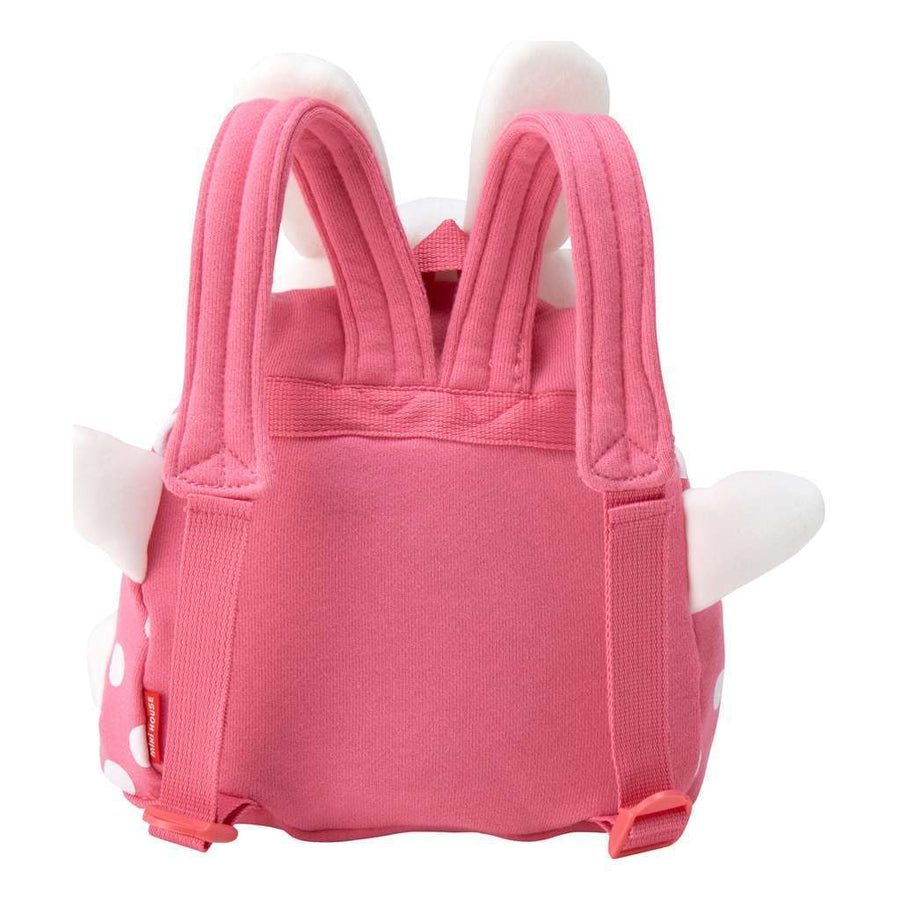 MIKI HOUSE HUGGABLE PINK BACKPACK-Accessories-MIKI HOUSE-F-Pink-kids atelier