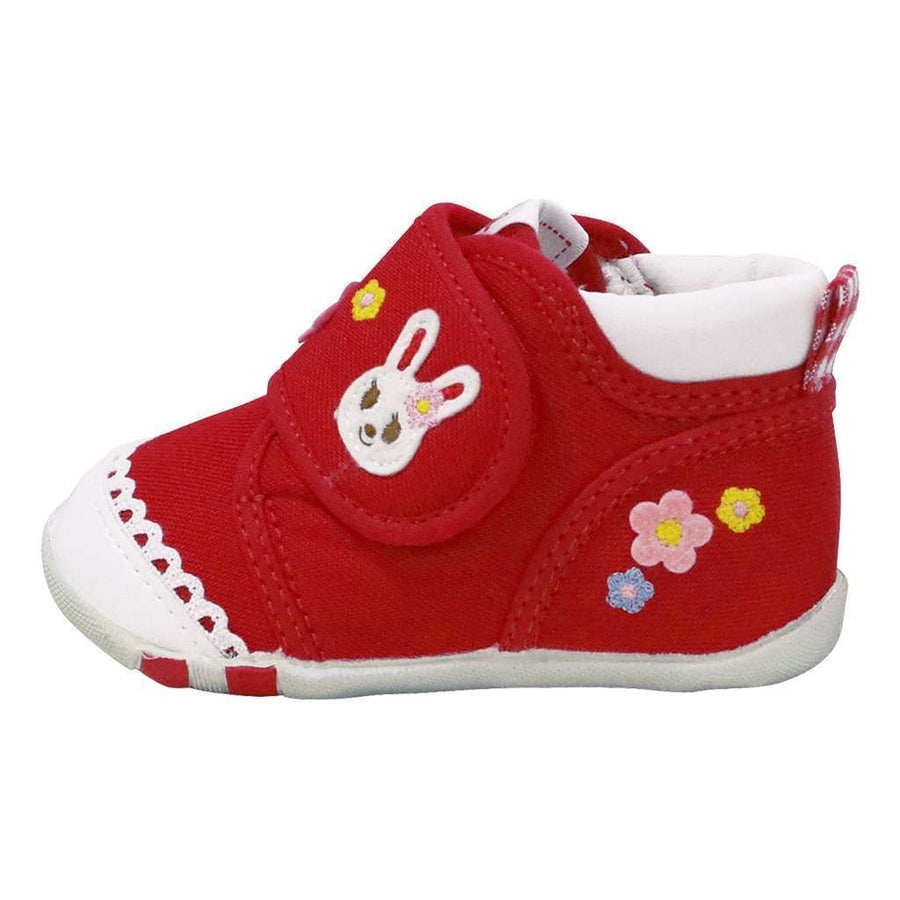 MIKI HOUSE FIRST BABY SHOES-Shoes-MIKI HOUSE-kids atelier