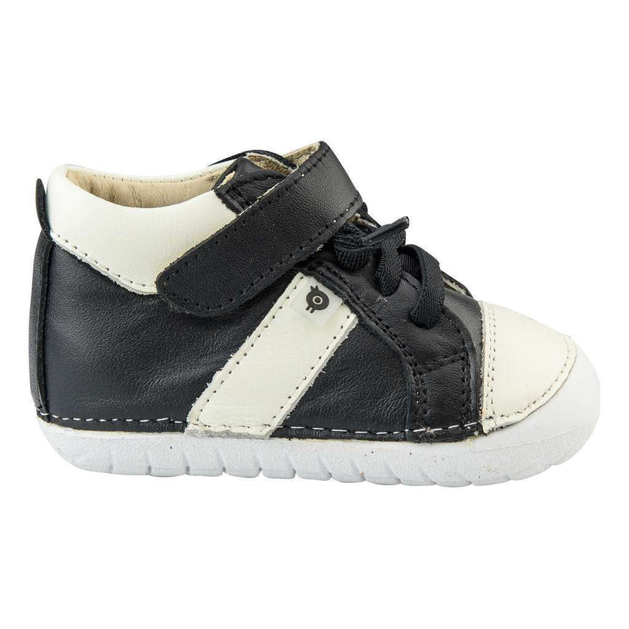 Old Soles Earth Pave Black/White Shoes